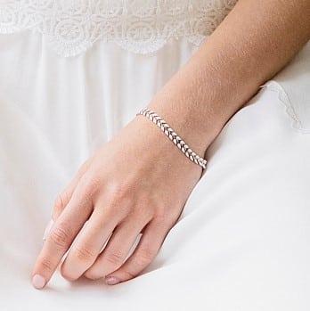 Accessoires Amarildine. Bracelet de la ligne Graines d'Amour