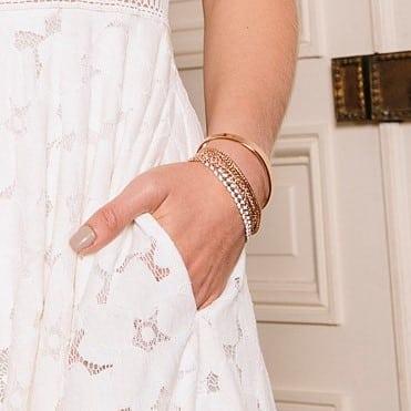 Accessoires Amarildine. Bracelets de la ligne graines d'Amour