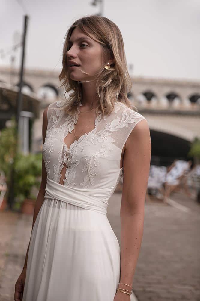 Amarildine collection robe de mari e 2019 l 39 instant - Porte chemise dressing ...