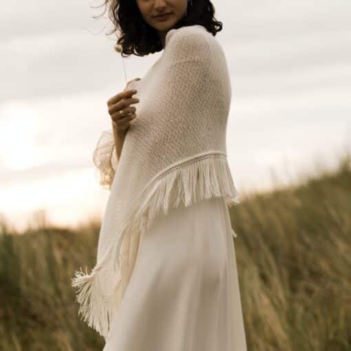 ETOLE à FRANGES pour robe de mariée