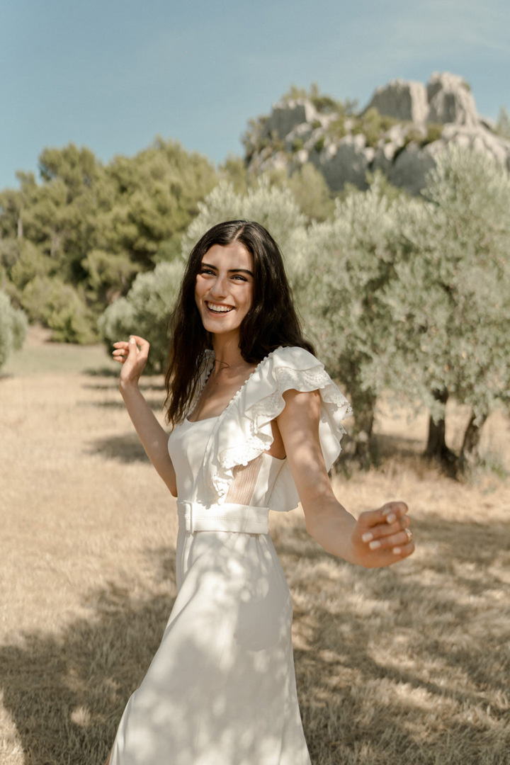 Robe de mariée LYRICAL